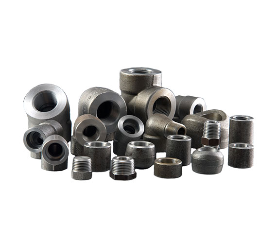 Carbon Steel A105N Forged Fittings