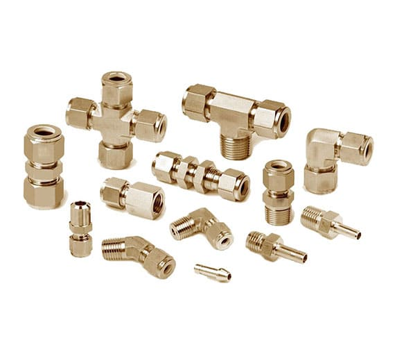 Cupro Nickel 70/30 Tube Fittings