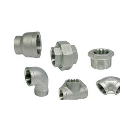 Super Duplex Steel UNS S32750 Forged Fittings