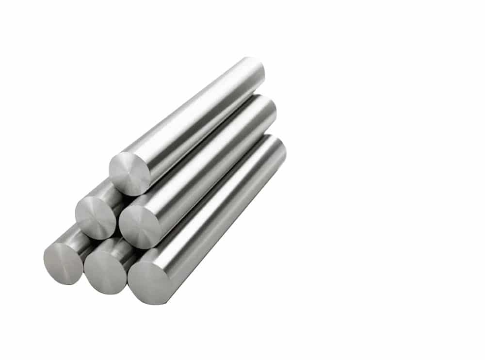 Nickel Alloy 200/201 Hollow Bar