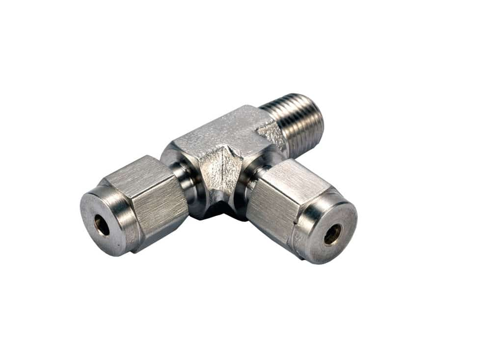 Monel Alloy 400/K500 Tube Fittings