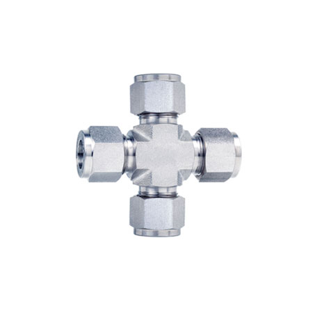 Super Duplex Steel Single Ferrule Compression Tube Fittings