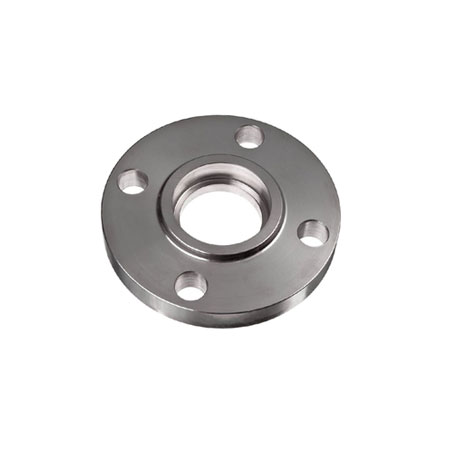 Super Duplex Steel UNS S32750 Slip on Raised Face Flange