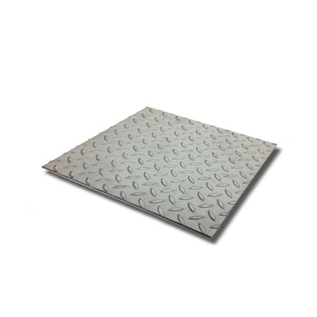 Hastelloy® C276 Chequered Plates