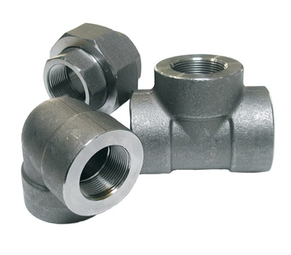 Steel 347 Forged Fittings