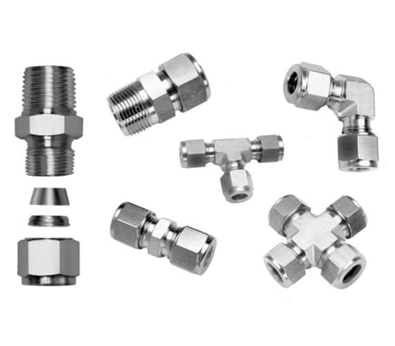 Stainless Steel 304 Tube Fittings
