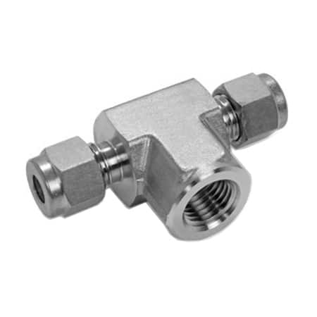 Stainless Steel 316 Tube to Female Fittings