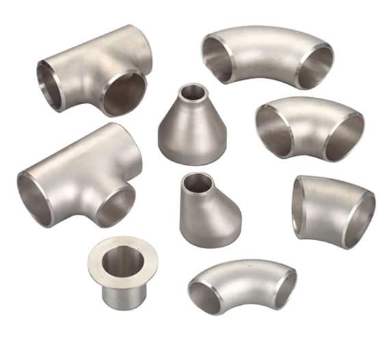 Steel 316Ti Pipe Fittings
