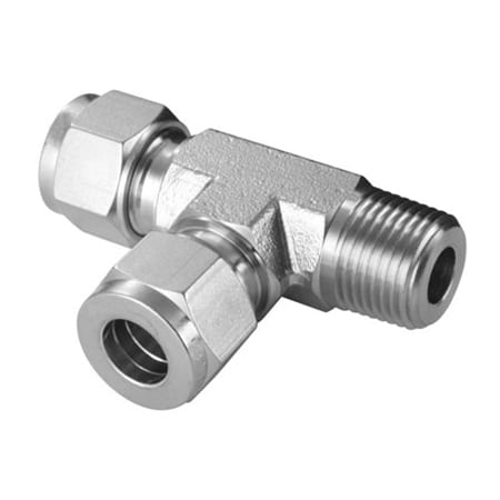Stainless Steel 304L Tube to Male Fittings