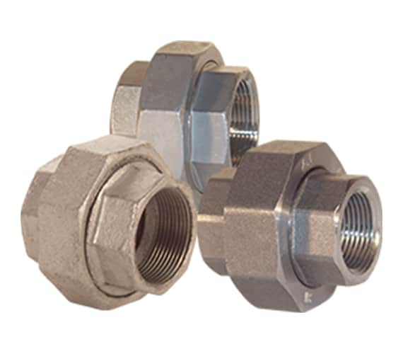 Threaded Union Fittings