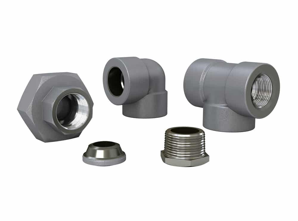 Titanium Gr 2 Forged Fittings