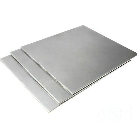 Zircronium Cold Rolled Plates