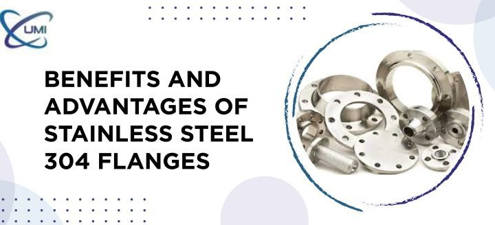 Benefits and Advantages of Stainless Steel 304 Flanges